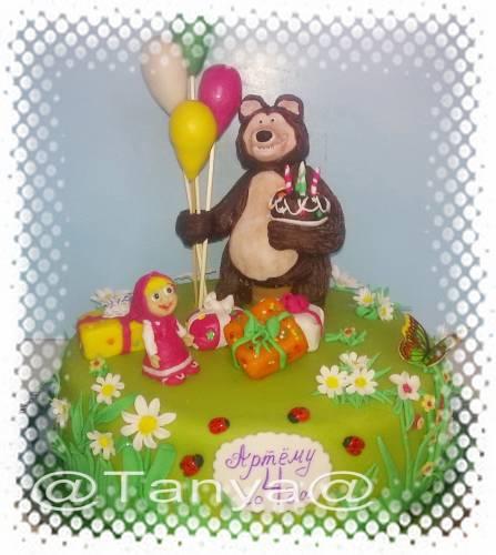 торт Маша и медведь. поделиться. ответить.